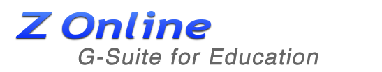Zonline - Google Apps for Education Logo
